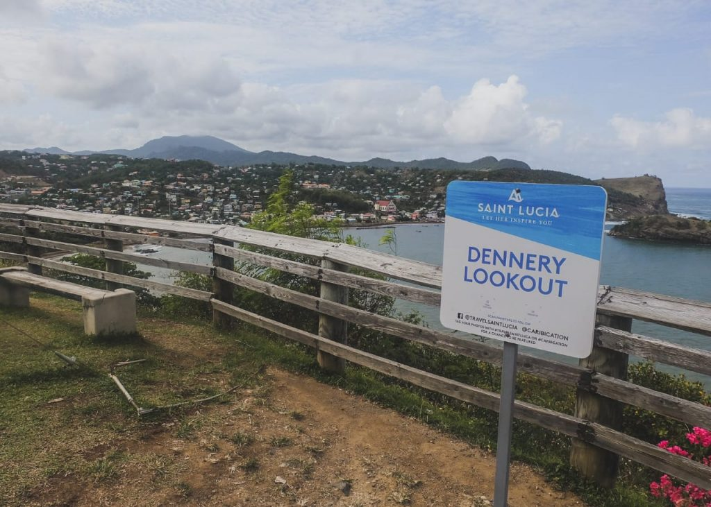 Dennery Lookout